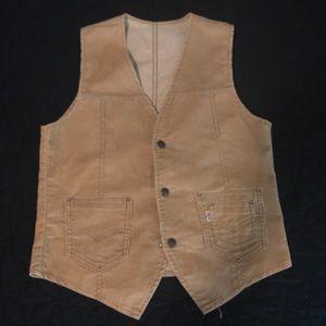 Vintage Levi's corduroy Vest
